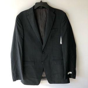 Calvin Klein men's black blazer size 44L